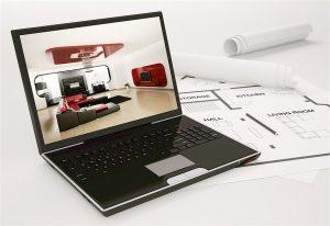 Дизайн интерьеров - разработка сайта