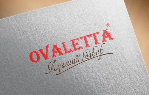 Создание логотипа для Овалетта
