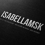 Создание логотипа для Isabellamsk